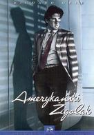 American Gigolo - Polish DVD movie cover (xs thumbnail)