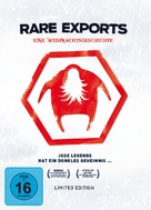 Rare Exports - German DVD cover (xs thumbnail)