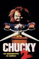 Child's Play 2 - German Movie Poster (xs thumbnail)