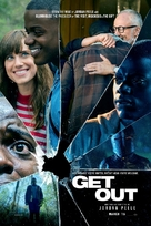 Get Out - Philippine Movie Poster (xs thumbnail)