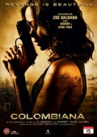 Colombiana - Danish Movie Cover (xs thumbnail)