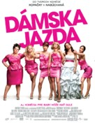 Bridesmaids - Slovak Movie Poster (xs thumbnail)