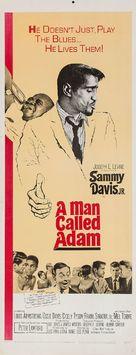 A Man Called Adam - Movie Poster (xs thumbnail)