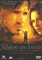 I Am David - Finnish DVD cover (xs thumbnail)