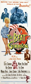 The Beat Generation - Movie Poster (xs thumbnail)