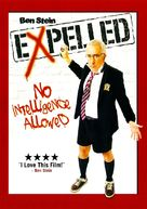 Expelled: No Intelligence Allowed - DVD cover (xs thumbnail)