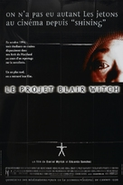 The Blair Witch Project - French Movie Poster (xs thumbnail)