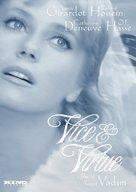 Le vice et la vertu - DVD cover (xs thumbnail)