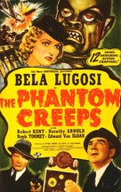 The Phantom Creeps - Movie Poster (xs thumbnail)