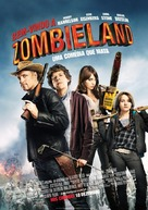 Zombieland - Portuguese Movie Poster (xs thumbnail)