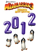 Madagascar 3: Europe's Most Wanted - poster (xs thumbnail)