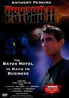 Psycho II - DVD movie cover (xs thumbnail)