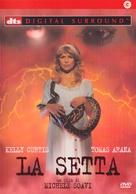 La setta - Italian DVD cover (xs thumbnail)