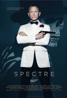 Spectre - German Movie Poster (xs thumbnail)