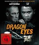 Dragon Eyes - German Blu-Ray movie cover (xs thumbnail)