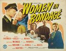 Women in Bondage - Theatrical movie poster (xs thumbnail)