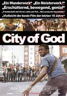Cidade de Deus - German Movie Poster (xs thumbnail)