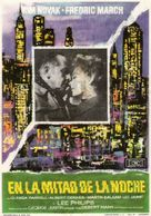 Middle of the Night - Spanish Movie Poster (xs thumbnail)