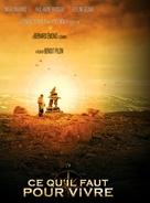Ce qu'il faut pour vivre - Canadian Movie Poster (xs thumbnail)