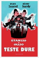 Block-Heads - Italian Movie Poster (xs thumbnail)