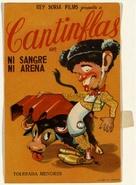 Ni sangre, ni arena - Spanish Movie Poster (xs thumbnail)