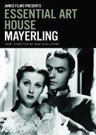 Mayerling - DVD cover (xs thumbnail)