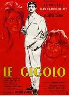 Le gigolo - French Movie Poster (xs thumbnail)