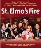St. Elmo's Fire - Blu-Ray cover (xs thumbnail)