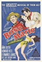Rose Marie - Australian Movie Poster (xs thumbnail)