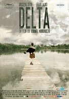Delta - Norwegian Movie Poster (xs thumbnail)