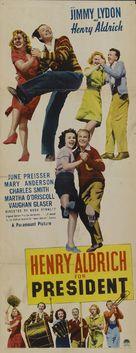 Henry Aldrich for President - Movie Poster (xs thumbnail)