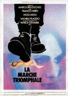 Marcia trionfale - French Movie Poster (xs thumbnail)