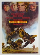C'era una volta il West - German Movie Poster (xs thumbnail)