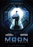 Moon - French DVD movie cover (xs thumbnail)