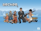 """Archer"" - Movie Poster (xs thumbnail)"