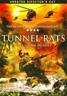 Tunnel Rats - DVD cover (xs thumbnail)
