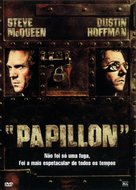 Papillon - Brazilian Movie Cover (xs thumbnail)