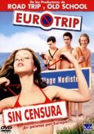 EuroTrip - Spanish Movie Cover (xs thumbnail)