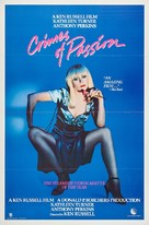 Crimes of Passion - Movie Poster (xs thumbnail)