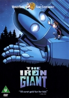 The Iron Giant - British DVD movie cover (xs thumbnail)