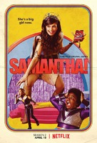 """Samantha!"" - Brazilian Movie Poster (xs thumbnail)"