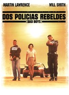 Bad Boys - Spanish DVD cover (xs thumbnail)