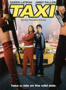 Taxi - Canadian DVD movie cover (xs thumbnail)