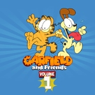 """Garfield and Friends"" - DVD cover (xs thumbnail)"