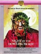 La maldición de la bestia - DVD cover (xs thumbnail)