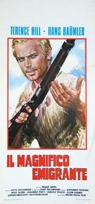 Ruf der Wälder - Italian Movie Poster (xs thumbnail)