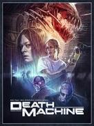 Death Machine - German Movie Cover (xs thumbnail)
