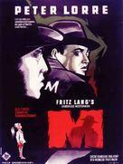 M - Belgian Movie Poster (xs thumbnail)