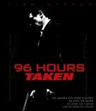 Taken - German Blu-Ray movie cover (xs thumbnail)