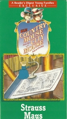 """The Country Mouse and the City Mouse Adventures"" - VHS cover (xs thumbnail)"